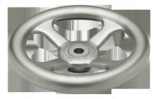 E+G GN 227.2 udstanset handhjul