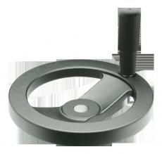 E+G GN 324 håndhjul i alu.