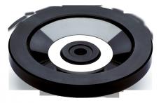 E+G VD.FP håndhjul duroplast