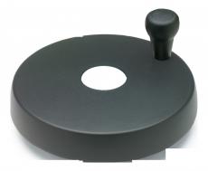 E+G VDS+IEL håndhjul kunststof