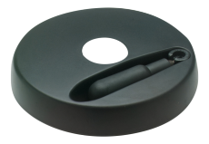 E+G VDS+IR håndhjul kunststof