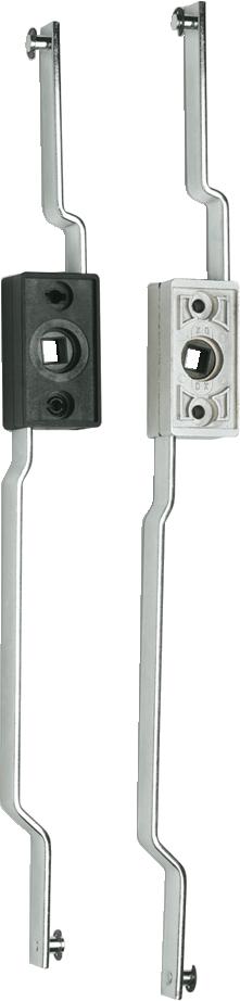 E+G CAR. låsemekanisme