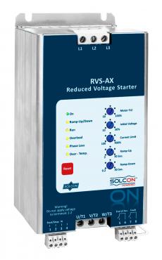 Softstarter Solcon RVS-AX analog