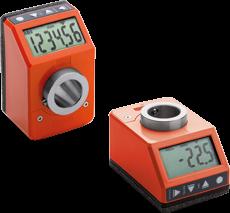E+G DD52R-E-RF Trådløs tæller